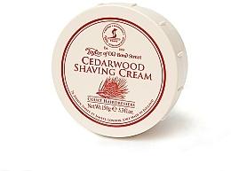 Парфюмерия и Козметика Крем за бръснене с аромат на кедър - Taylor of Old Bond Street Cedarwood Shaving Cream Bowl
