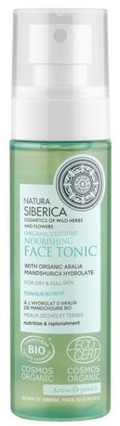 Подхранващ тоник за лице за суха и уморена кожа - Natura Siberica Organic Certified Nourishing Face Tonik — снимка N1