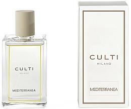 Парфюмерия и Козметика Ароматен спрей за дома - Culti Milano Room Spray Mediterranea
