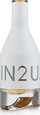 Calvin Klein CK IN2U Her - Тоалетна вода — снимка N4