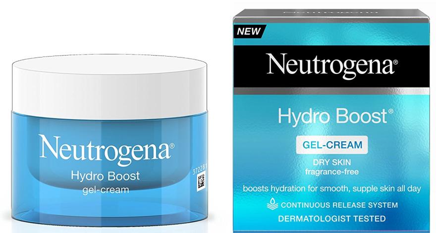 Хидратиращ крем-гел за лице - Neutrogena Hydro Boost Gel Cream Moisturiser