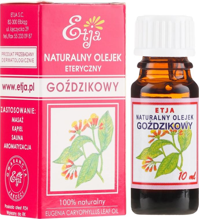 Натурално етерично масло от карамфил - Etja Natural Essential Oil
