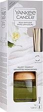 Парфюмерия и Козметика Арома дифузер - Yankee Candle Fluffy Towels Reed Diffuser