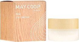 Парфюмерия и Козметика Околоочен лифтинг крем с кленова вода - May Coop Eye Contour Lifting Cream