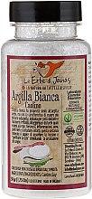 Парфюми, Парфюмерия, козметика Бяла глина за лице - Le Erbe di Janas Argilla Bianca Caolino (в банке)