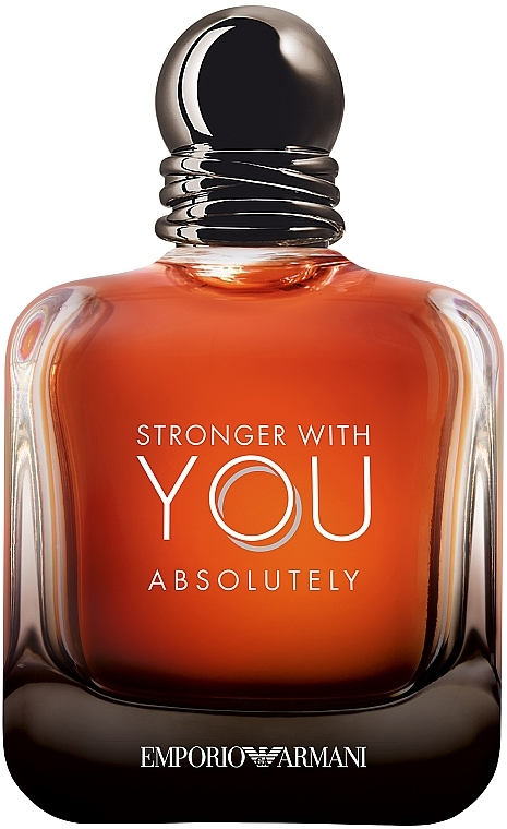 Giorgio Armani Emporio Armani Stronger With You Absolutely - Парфюм