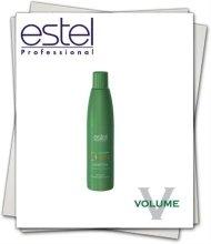 Шампоан за обем - Estel Professional Curex Volume Shampoo for Dry and Damaged Hair — снимка N2