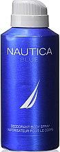 Парфюми, Парфюмерия, козметика Nautica Blue - Дезодорант