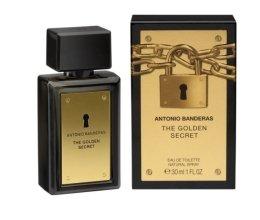 Парфюми, Парфюмерия, козметика Antonio Banderas The Golden Secret - Тоалетна вода