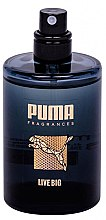 Парфюмерия и Козметика Puma Live Big - Тоалетна вода (тестер без капачка)