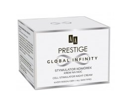 Парфюмерия и Козметика Нощен крем за лице - AA Prestige Global Infinity Cell Stymulator Night Cream