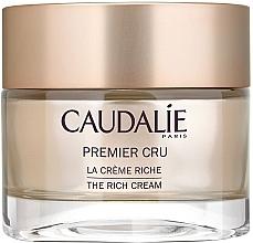 Парфюмерия и Козметика Крем против бръчки - Caudalie Premier Cru La Creme Riche