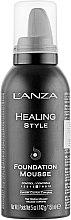 Парфюмерия и Козметика Стилизиращ мус за коса - L'anza Healing Style Foundation Mousse