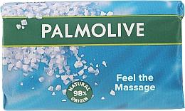 Парфюмерия и Козметика Спа сапун с морска сол - Palmolive Natural Massage