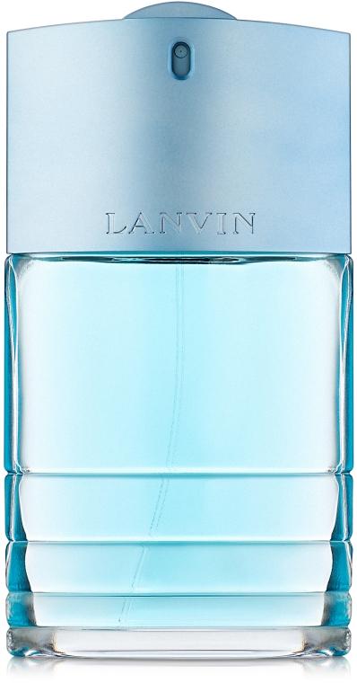 Lanvin Oxygene Homme - Тоалетна вода — снимка N1