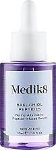 Парфюмерия и Козметика Пептиден серум за лице с бакучиол - Medik8 Bakuchiol Peptides