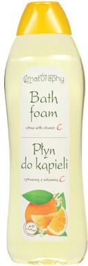 """Пяна за вана """"Цитруси и витамин С"""" - Bluxcosmetics Naturaphy Citrus & Vitamin C Bath Foam"""