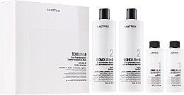 Парфюми, Парфюмерия, козметика Базов комплект за защита на косата при боядисване - Matrix Bond Ultim8 (Amplifier/125ml*2 + Sealer/500ml*2)