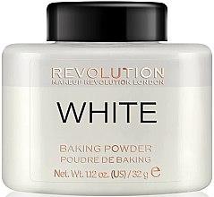 Парфюмерия и Козметика Насипна пудра за лице - Makeup Revolution Baking Powder
