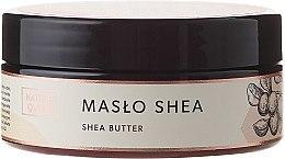 """Парфюмерия и Козметика Масло за тяло """"Шеа"""" - Nature Queen Shea Butter"""