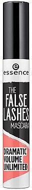 Спирала за мигли - Essence The False Lashes Mascara Dramatic Volume Unlimited