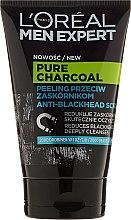 Парфюми, Парфюмерия, козметика Скраб за лице за мъже - Loreal Paris Men Expert Pure Charcoal Scrub