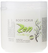 Парфюми, Парфюмерия, козметика Скраб за тяло - Hristina Cosmetics Sezmar Professional Zen Aromatherapy Body Scrub
