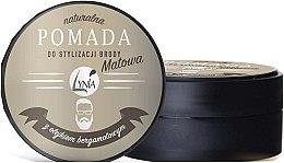 Парфюми, Парфюмерия, козметика Натурална помада за брада с масло от бергамот - Lynia
