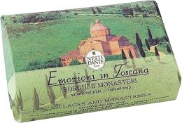 "Парфюми, Парфюмерия, козметика Сапун ""Провинции и манастири"" - Nesti Dante Villages Monasteries Soap"