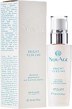Парфюми, Парфюмерия, козметика Избелваща есенция за лице - Oriflame NovAge Bright Sublime