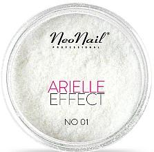 Парфюмерия и Козметика Пудра за нокти - NeoNail Professional Arielle Effect