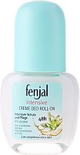 Парфюми, Парфюмерия, козметика Интензивен дезодорант крем - Fenjal Intensive Creme Deo Roll-On 48H