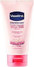Парфюмерия и Козметика Крем за ръце и нокти - Vaseline Intensive Care Healthy Hands & Nails Keratin Cream