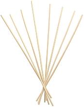 Парфюмерия и Козметика Сменяеми пръчици за арома дифузер, ратан - Panier Des Sens Rattan Sticks
