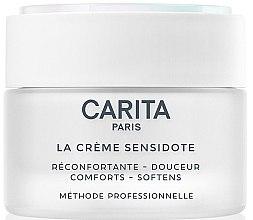 Парфюмерия и Козметика Крем за лице за чувствителна кожа - Carita La Creme Sensidote
