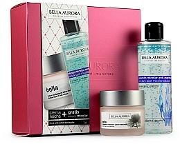 Парфюмерия и Козметика Комплект за лице - Bella Aurora Damenkosmetik Set (мицел. вода/200ml+крем/50ml)