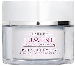Парфюми, Парфюмерия, козметика Подсилващ и овлажняващ дневен крем - Lumene Kuulas Daily Luminosity Firming Moisture Cream