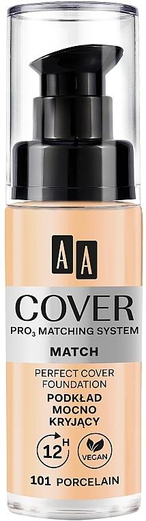 Фон дьо тен - AA Cover PRO3 Matching System Match