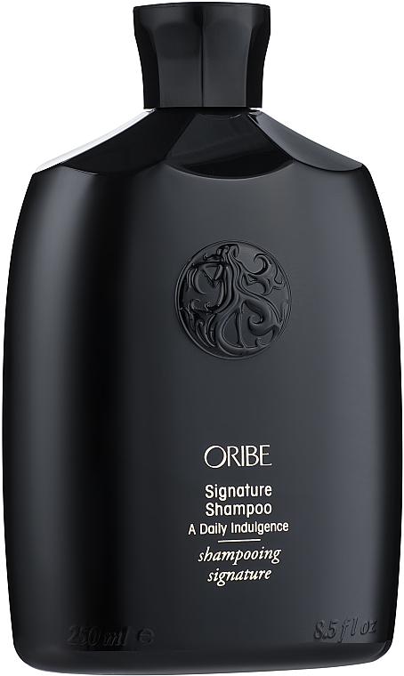 Шампоан за ежедневна грижа - Oribe Signature Shampoo A Daily Indulgence — снимка N2