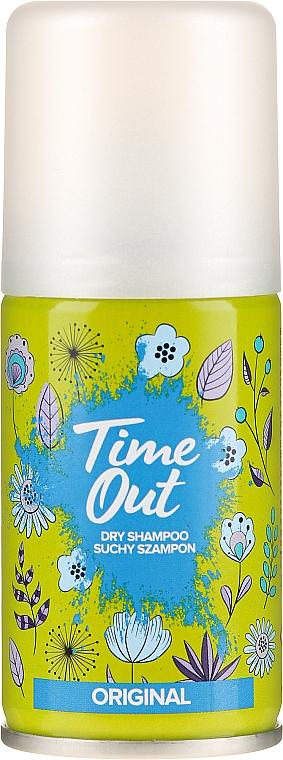 Сух шампоан за коса - Time Out Dry Shampoo Original