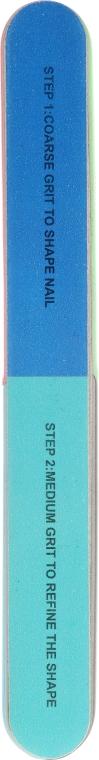 Полираща пила за нокти 150/180/320/600/1200/3000, №77609, 1 - Top Choice — снимка N1