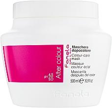 Парфюмерия и Козметика Маска за боядисана коса - Fanola After Color Mask