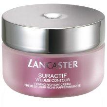 Парфюми, Парфюмерия, козметика Дневен наситен крем, възстановяващ еластичността - Lancaster Suractif Volume Contour Rich Day Cream