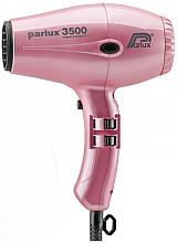 Парфюмерия и Козметика Сешоар за коса - Parlux Hair Dryer 3500 Super Compact Pink