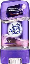 "Парфюмерия и Козметика Дезодорант стик ""Свежест"" - Lady Speed Stick Breath of Freshness Antiperspirant Deodorant Gel Stick Women"
