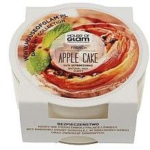 Парфюми, Парфюмерия, козметика Ароматна свещ - House of Glam French Apple Cake Candle (мини)