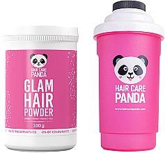 Парфюми, Парфюмерия, козметика Комплект за коса - Noble Health Hair Care Panda (пудра/100g + шейкър)