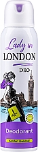 Парфюмерия и Козметика Спрей дезодорант - Lady In London Deodorant