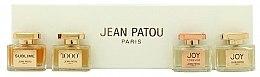Парфюми, Парфюмерия, козметика Jean Patou Women Gift Set - Комплект (edp/5ml +edp/5ml + edp/5ml + edp/5ml)