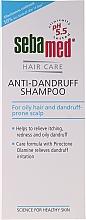 Парфюмерия и Козметика Шампоан за коса против пърхот - Sebamed Anti Dandruff Shampoo